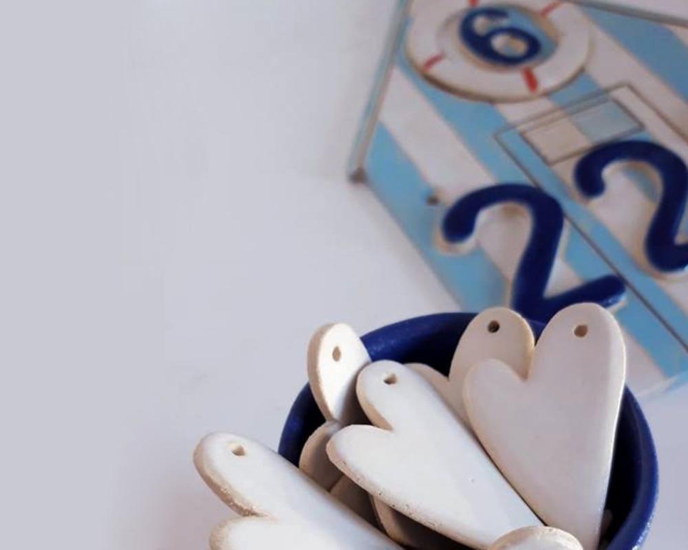 greta filippini oca ceramica artistica ferrara bomboniere regali personalizzati