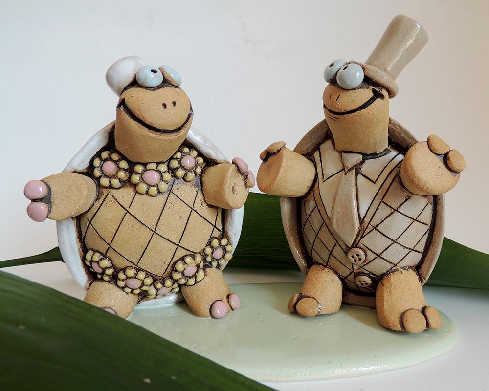 greta filippini oca ceramica artistica ferrara evviva gli sposi