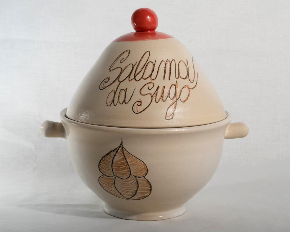 diffusore gufo presepe gufo greta filippini oca ceramica artistica ferrara bomboniere regali personalizzati salama ferrarese