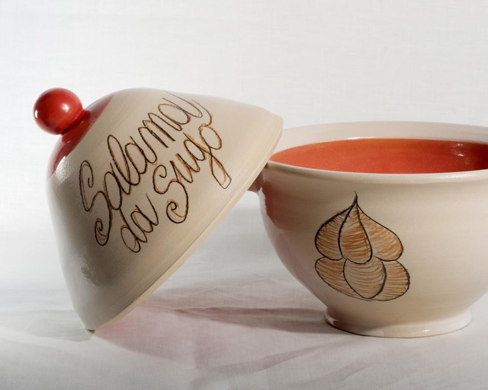 diffusore gufo presepe gufo greta filippini oca ceramica artistica ferrara bomboniere regali personalizzati ferrarese