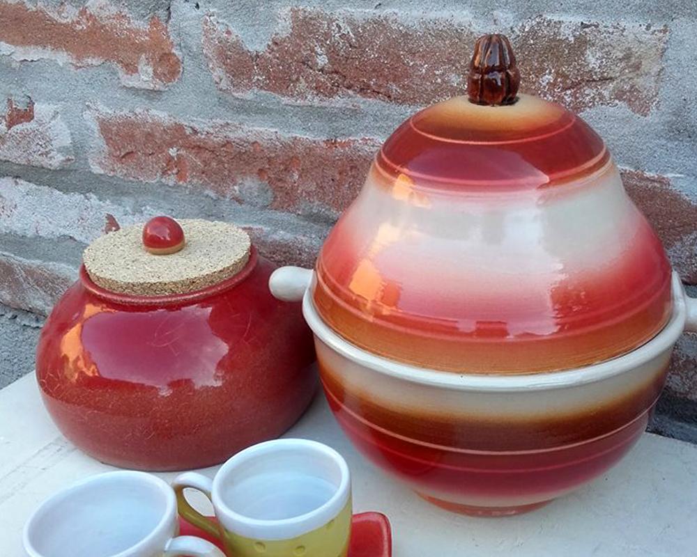 diffusore gufo presepe gufo greta filippini oca ceramica artistica ferrara bomboniere regali personalizzati portasalama righe