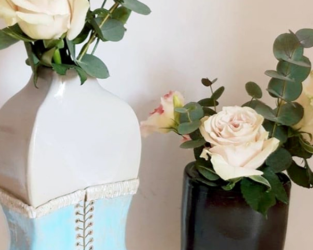 diffusore gufo presepe gufo greta filippini oca ceramica artistica ferrara bomboniere regali personalizzati donne donna
